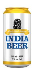 Molson India Beer - Golden Ale/Blond Ale