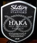 Slater�s Haka