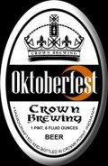 Crown Brewing Oktoberfest