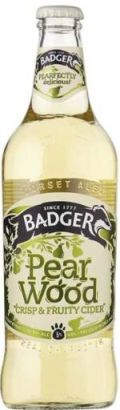 Badger Pearwood Cider
