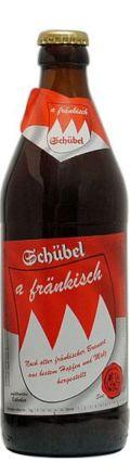 Schübel Bräu a fränkisch