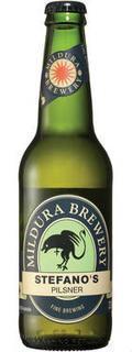 Mildura Brewery Stefano�s Pilsner