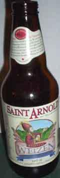 Saint Arnold Texas Wheat