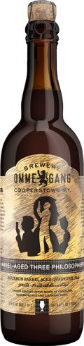 Ommegang Three Philosophers (Bourbon) - Abt/Quadrupel