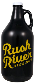 Rush River Chocolate Oatmeal Coffee Stout