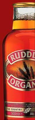 Ruddles Organic Ale