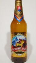 Tatransk� Z�mok Premium Lager - Czech Pilsner (Světl�)
