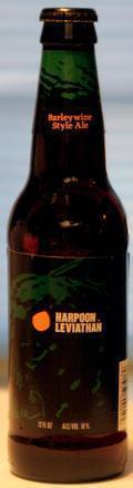 Harpoon Leviathan Barleywine Style Ale