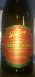 The Bruery Bourbon Barrel Aged 2 Turtle Doves