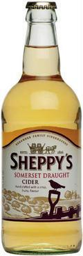 Sheppy�s Somerset Draught Cider