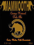 Mammooth Pale Ale