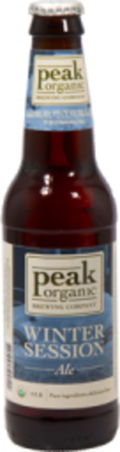 Peak Organic Winter Session Ale