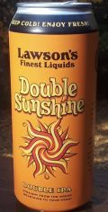 Lawson�s Finest Double Sunshine IPA