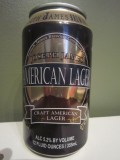 Joseph James JJ Craft American Lager