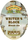 Sierra Nevada Beer Camp 033: Writer�s Block - American Pale Ale