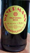 Weyermann Willy Wonka Bock