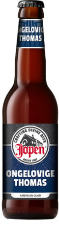 Jopen Ongelovige Thomas (Doubting Thomas) - American Strong Ale