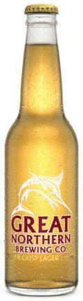 Great Northern Brewing Co. Crisp Lager