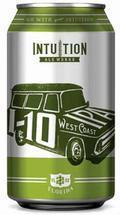 Intuition Ale Works I-10 IPA