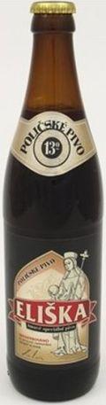 Poličsk� Eli�ka Tmav� Speci�ln� Pivo 13�