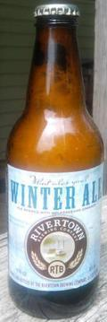 Rivertown Winter Ale - Spice/Herb/Vegetable
