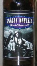 Frosty Knuckle Special Reserve Ale - Altbier