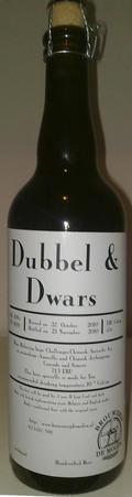 De Molen Dubbel & Dwars (Double & Crossed) - Imperial IPA