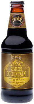Founders Sumatra Mountain Brown - American Strong Ale