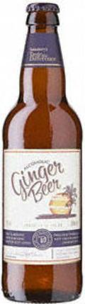 Sainsbury�s Alcoholic Ginger Beer - Traditional Ale