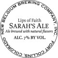 New Belgium Lips of Faith - Sarah�s Ale