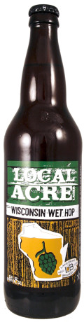 Lakefront Local Acre Wisconsin Lager - Wet Hop