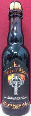 Lost Abbey Sinners Ale 2010