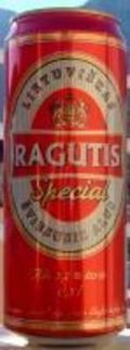 Ragutis Special - Pale Lager