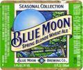 Blue Moon Spring Blonde Wheat Ale