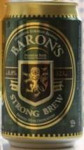Baron�s Strong Brew