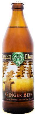 Green Man Ginger Beer - Spice/Herb/Vegetable