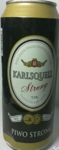 Karlsquell Strong / Forte - Imperial Pils/Strong Pale Lager