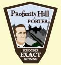 Schooner Exact Profanity Hill Porter