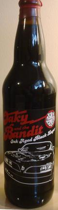 Bohemian Brewery Oaky and the Bandit  - Schwarzbier