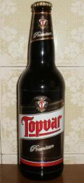 Topvar Premium Tmav� Pivo - Dunkel/Tmav�