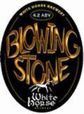 White Horse Blowing Stone