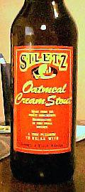 Siletz Oatmeal Cream Stout
