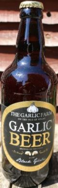 Yates Garlic Beer