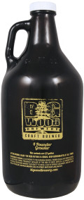 Big Wood Big Nut Brown Ale