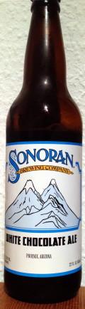 Sonoran White Chocolate Ale