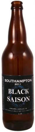 Southampton Black Saison - Saison