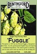 Buntingford Fuggle - Bitter