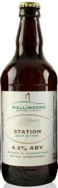 Mallinsons Station Best Bitter