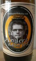 Eskilstuna Anders Dubbel IPA