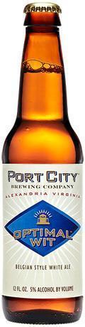 Port City Optimal Wit